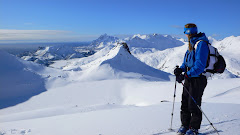 Ski the Lofoten Islands Norway