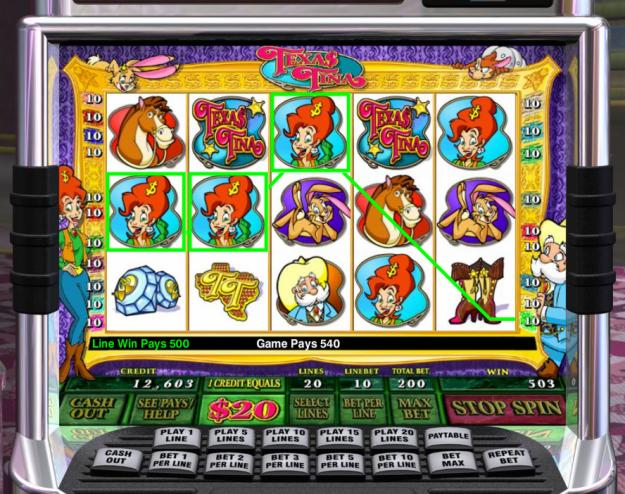 video slots tragamonedas