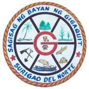 Gigaquit Municipal Emblem