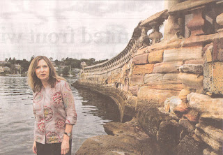 Colleen Morris in Drummoyne, SMH, 17 June 2008