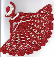 Crinoline Lady Angel - Crochetville