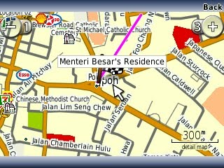 v4.20 Malsingmaps Malaysia, Singapore (including Sabah/Sarawak/Brunei) Garmin map