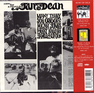 JAN & DEAN - SAVE FOR A RAINY DAY (J & D Record 1966) Jap mastering cardboard sleeve + 13 bonus