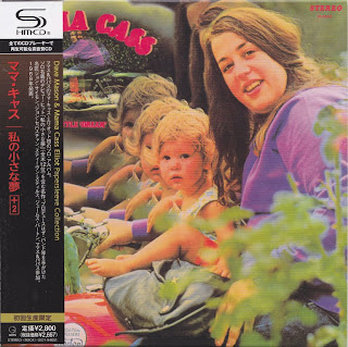 MAMA CASS - DREAM A LITTLE DREAM (ABC-DUNHILL 1968) Jap mastering cardboard sleeve + 2 bonus
