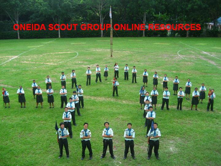 Oneida Scouts Online Resources