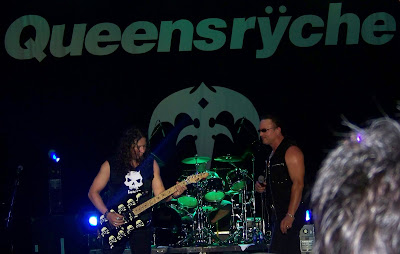 Queensryche, San Antonio