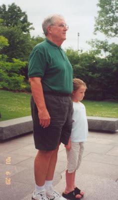Tricia++Friend+Arlington+Nat%27l+Cemetery+6 2001 - My Favorite Photo Memory (Mary Reifsnider)