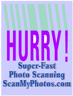 fast - Most Affordable Photo Scanning: 3.5-Cents