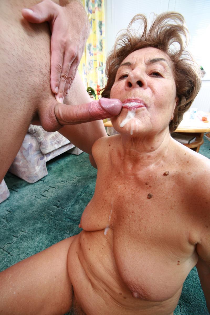 Horny Old Granny Sluts