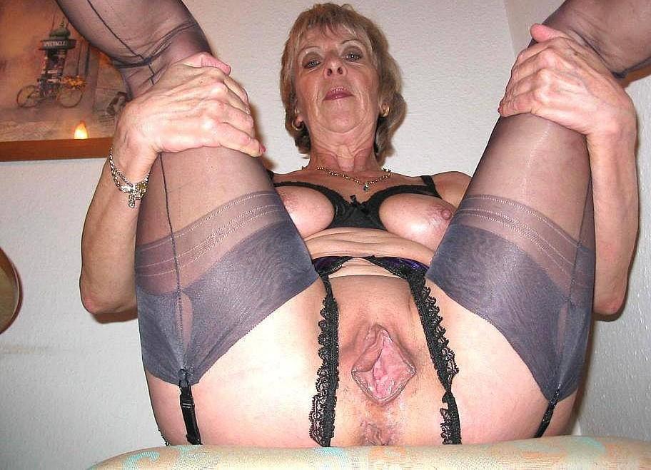 эротика фото бабушки
