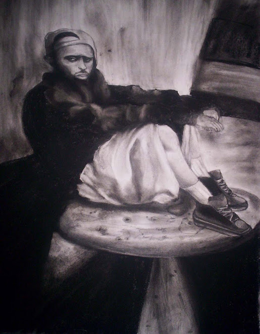 Charcoal/Figure Drawings
