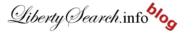 LibertySearch.info Blog