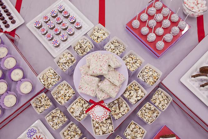 Wedding Dessert Buffets