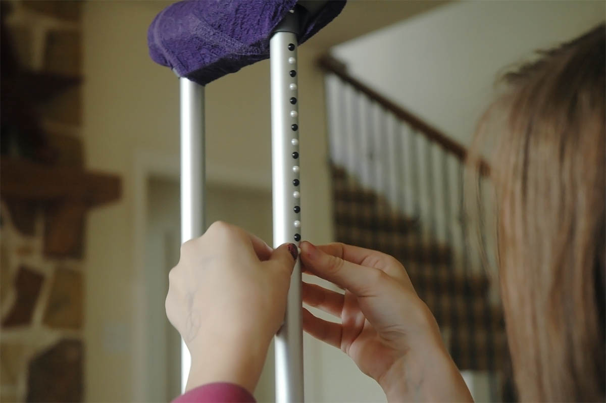 Decorate Crutches
