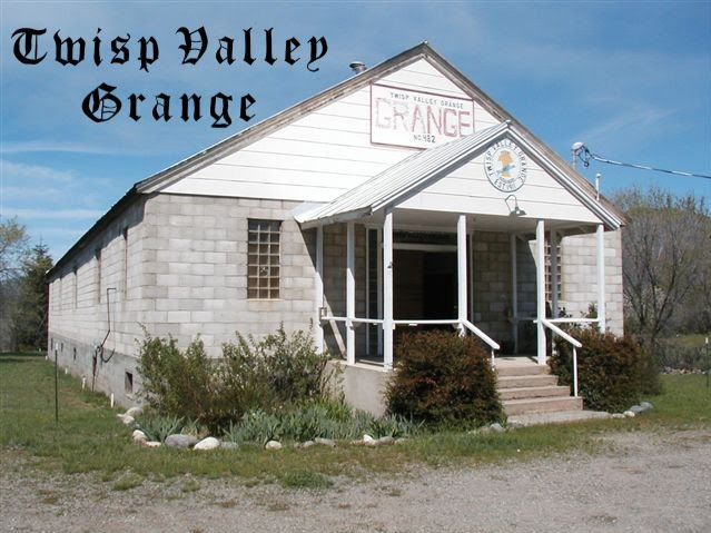 Twisp Valley Grange