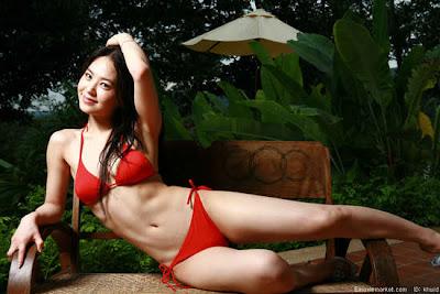 Kang Yebin : Sexy Korean babe