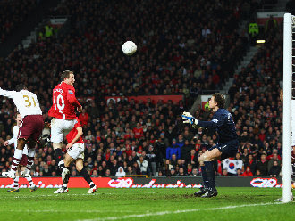 Manchester United vs Arsenal Wayne Rooney goal FA Cup