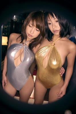 Megumi Kagurazaka vs Arisa Oda Asian Girls photo