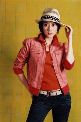 Hotties Taiwanese Singer and Actress : Evonne Hsu