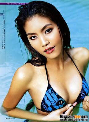 Hotties Thai Sexy Model : Saryparn - Kuttayawan Noynawet
