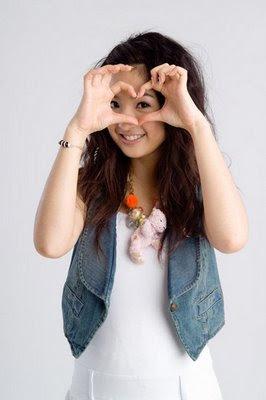 Cute Asian Girl : Ariel Lin (Lin Yi Chen)
