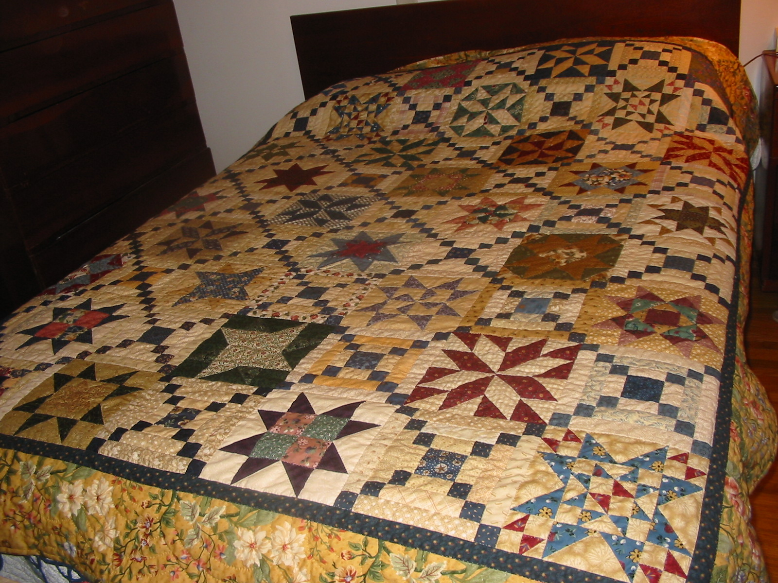 My Quilting Porch: September 2010