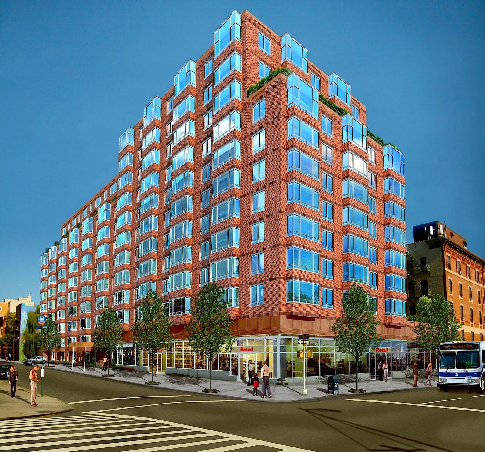 H A R L E M + B E S P O K E: ☞ DWELL: Tapestry to Debut in East Harlem