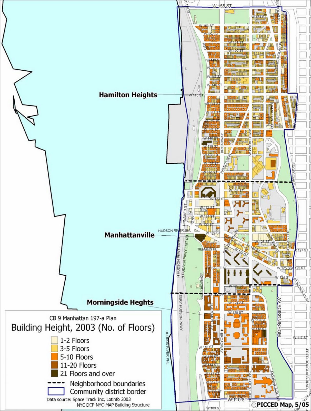 H A R L E M B E S P O K E Neighborhood Maps