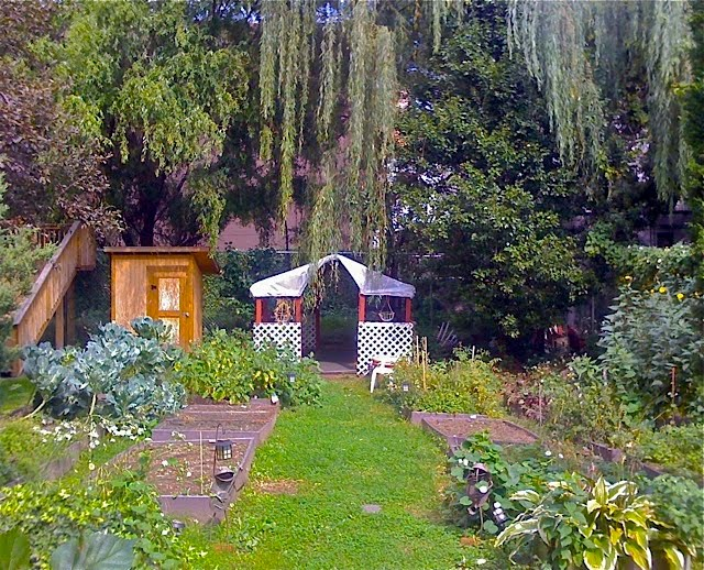 H A R L E M B E S P O K E REVIVE Local Gardens