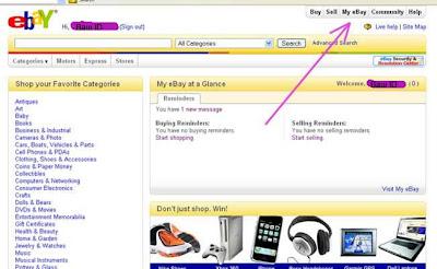регистрация на аукционе ebay