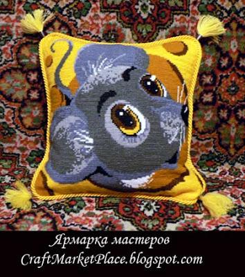 Романова Виктория, вышивка крестиком, продам, вышивание крестиком, вышивка подушки, вышитые подушки