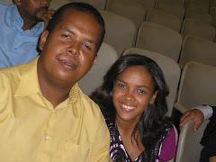 Renato e Jamille Gonzaga