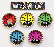 New Bottle Cap Designs-What's Buggin' You?