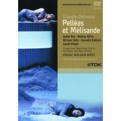 pelleas melisande dessay dvd Debussy: pelléas et mélisande debussy: pelléas et mélisande - dvd video: (notably la fille de regiment with dessay, also a virgin classics dvd.