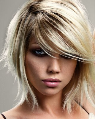 These natural looking two tone hair styles can do miracles with your
