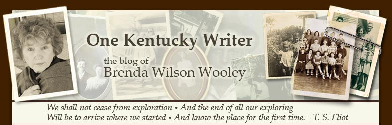 One Kentucky Writer