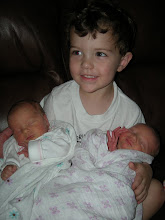 Gabe and his 2 sisters!