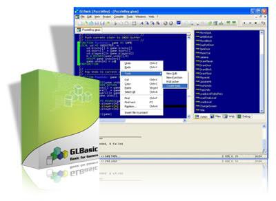 Download GLBasic SDK v7