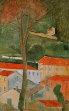 Amedeo Clemente Modigliani (1884 — 1920)