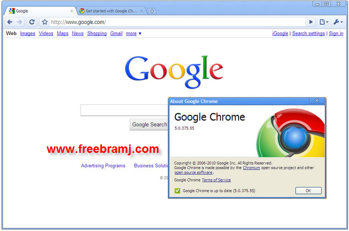 ����� ����� ���� ���� 2011 ������ ���� ����� Google Chrome 8.0.561.0