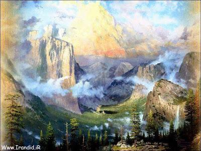 زیبا ترین تابلوهای نقاشی در اینجا !!! Www.Irandid.iR