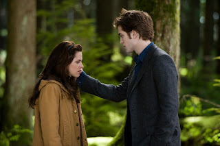kristen and rob in new moon.  Article for Grumpy Old Bastards