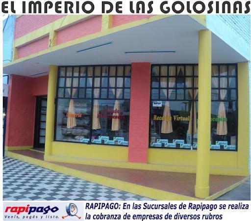 EL IMPERIO DE LAS GOLOSINAS