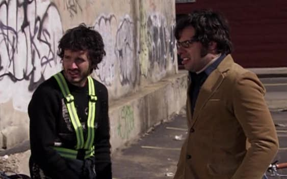 The Flight Of The Conchords 103 Mugged