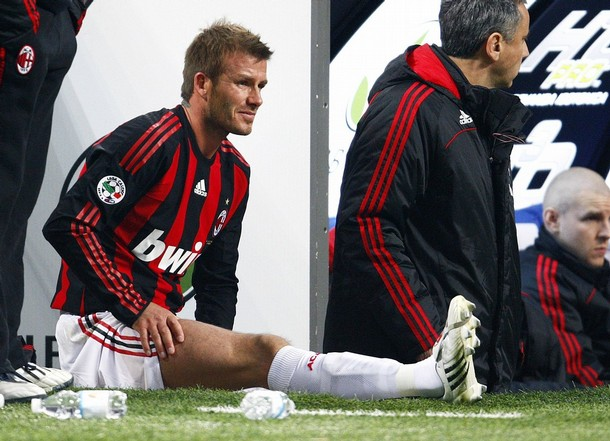 beckham injury
