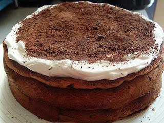Lighter-Than-Air Chocolate Cake