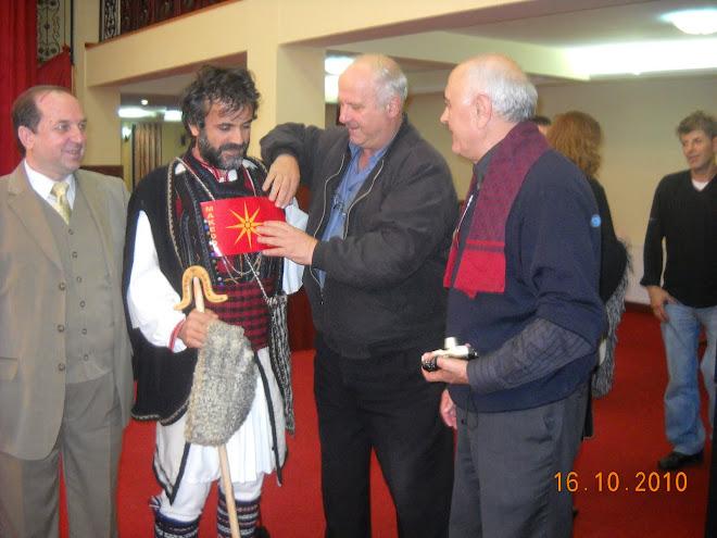 Victor Enache,Pero Țata,Brane Stefanofski,Andon Kristo-Skopia 2010