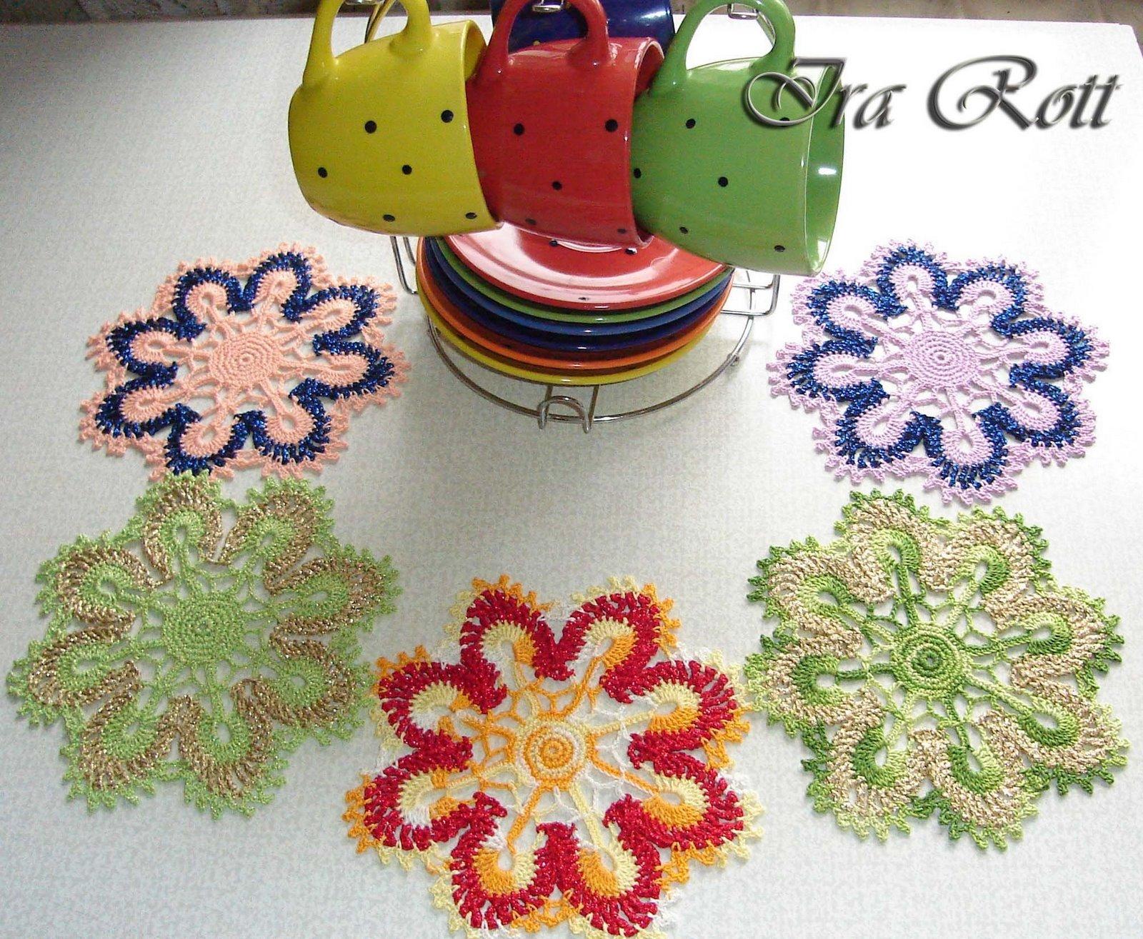 Tejidos artesanales: noviembre 2010