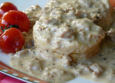 another diner meal southern style i love biscuits and sausage gravy ...