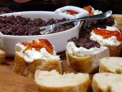 Thibeault's Table The Recipe Collection: Black Olive Tapenade